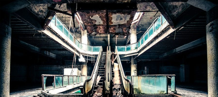 Abandoned Shopping Mall