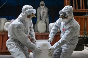 Coronavirus outbreak infections ease in China but death toll keeps climbing