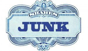 Junk bond scare is rising: 'No one cares. People are buying everything'