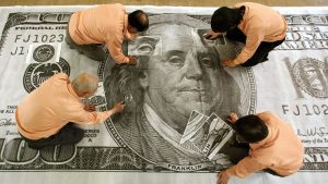 picture of 100 dollar bill