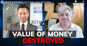 value of money destroyed